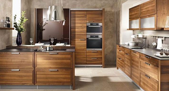 Holz - Chuchihuus Lausen, Küche